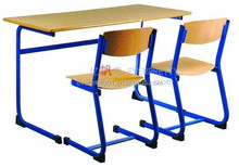 High Standard School Table and Chairs Set Exam Desk Classroom Furniture