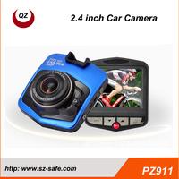 2.4 inch mini car camera dvr video recorder