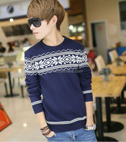 2015 hot sale man's heavy weight pullover sweater