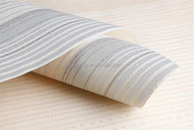 high quality vinyl pvc 3d modern heavy light embossed textured discount wallpaper companies cheap discount price china
