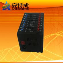 Antecheng factory wavecom Q2303 grsp/gsm modem data rs232 modem 8 channel gsm