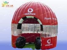 advertising inflatable tent//inflatable advertising tent