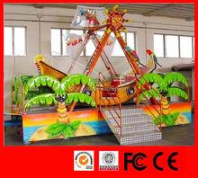 2015 hot amusement park rides Amusement park equipment playground rides small pirate ship
