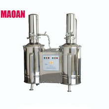 Stainless Steel Double Water Distiller 5--20L/hr