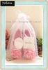 Big size christmas organza gift bags