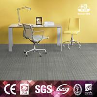 100% Nylon Fiber plush carpet tiles