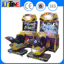 simulator game machine / bike racing game machine / super bike 2 car racing game machine