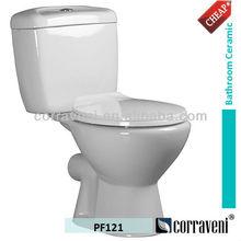 cheap price sanitaryware ceramic toilet water closet PF121