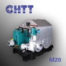 CHTT 1 MW de turbinas de vapor del generador para la planta de energía de carbón