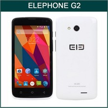 2015 Original Elephone G2 MTK6732M Quad Core Android 5.0 OS 4G FDD LTE Mobile Phone 1GB RAM 8GB ROM 8.0MP 4.5'' IPS in stock