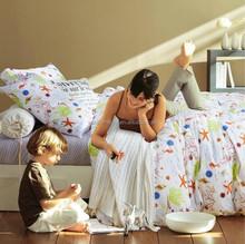 TOP10 BEST SALE!! Fashion Design polyester short plush bedding sheet
