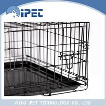 Ipet nice convenient folding metal pet cage for cats
