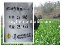 98% Magnesium Nitrate