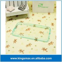 Clear Ultra Thin Anti-scratch Acrylic TPU Phone Case For iPhone 6 4.7