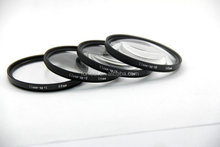 Wholesale market dslr camera filter kit from alibaba china market