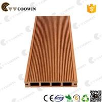 Wood-plastic composite decking floor New building Materials