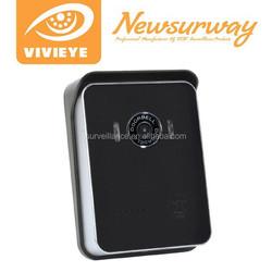 Wifi IP Network Video Door Bell With Phone Shooting and Intercom IP WIFI Video Door bell