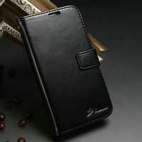High quality PU leather funny rainbow phone case for Samsung Galaxy S4 I9500 unbreakable dirt resistent wallet support