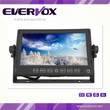 7 inch high definition monitor with 800*480 resolution