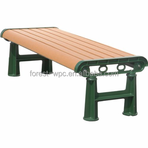 Wholesale modern outdoor wood bench decorative outdoor benches outdoor folding bench Decorative benches