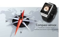 wrist watch mobile phone Android 4.4 Bluetooth 4.0 3G Smartwatch
