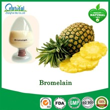 100% Natural Pineapple Extract Bromelain Powder