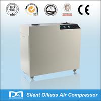 8bar electric portable mini oil-less oil free piston airbrush compressor