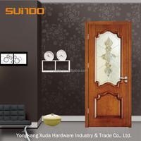 luxury room wooden single door designs