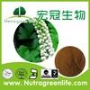 food grade herb extract powder Cimicifuga Romose L. Black Cohosh Polyphenol 4% HPLC price negotiable