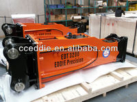EDT3200 box silenced type hydraulic breaker for 20 ton excavator