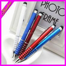 Hot sale customize logo clip pen , matel clip ball pen custom clip promotion pen