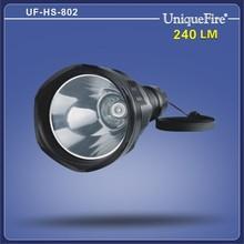long range cree q5 red/green/blue led hunting light leds flashlights