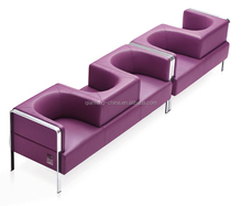 waiting area lounge suite sofa set office sofa 2033-1#