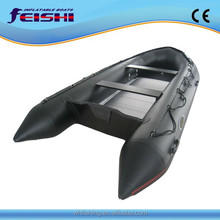 Inflatable marine fishing motor boat 360CM
