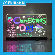 Ali Express New Product For 2014 Led Writing Board