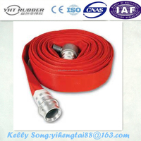 Agriculture Pump Industry Irrigation PVC Layflat Water Hose