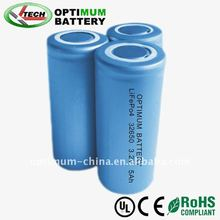 Cylinder lifepo4 battery cell 5ah with 5 years experience