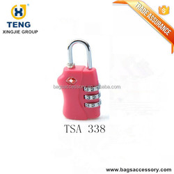 High Quality Hot Sale TSA Iron Padlock