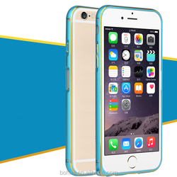 For iphone 6 metal case,ultra thin 0.7mm metal compact for iphone case