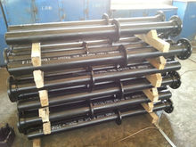 epoxy coated ductile iron pipe and fittings