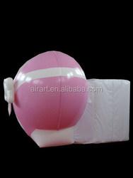 advertisement inflatable inflatable blasting ball