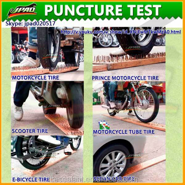 Tyre Sealant and Puncture Repair