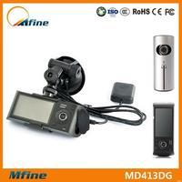 Promotional dual lens car camera,rechargeable battery 1080p hd car dvr,dual lens gps hd car dvr car camera