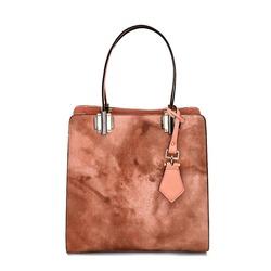 2015 New Arrival Woman Bags Career Style Crack Design Ladies Tote Handbags