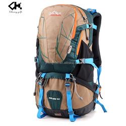 600D Classical waterproof travel backpack outdoor hiking backpacks