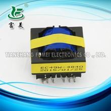 Electrónica alta frecuencia transformador