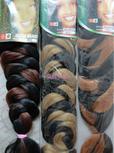 x-pression ultra braid synthetic hair 82inch 165g
