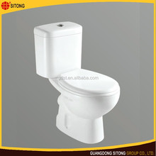 Toilet,modern design two piece toilet
