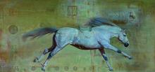 new style handmade animals DIY oil painting