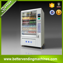 Hot sale HCV-2 Snack & cold drink and coffee Vending Machine